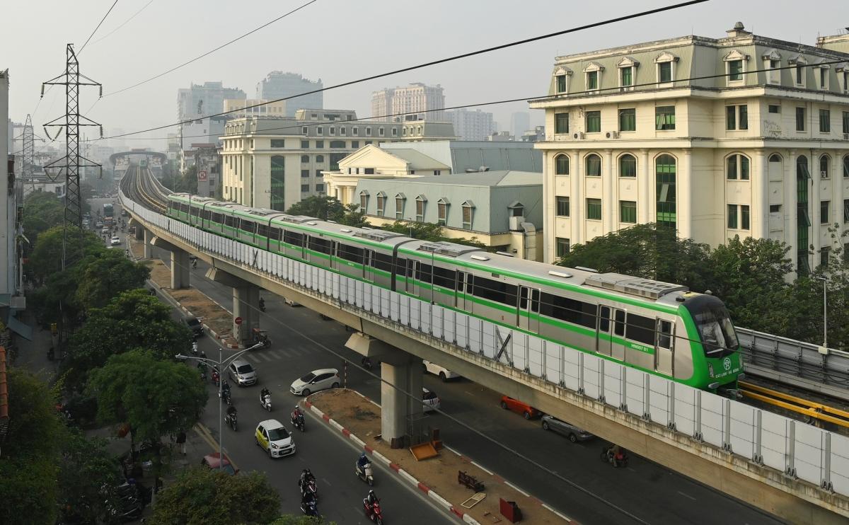 Đường sắt Cát Linh - Hà Đông đã trải qua 20 ngày vận hành thử và đang được đánh giá an toàn.