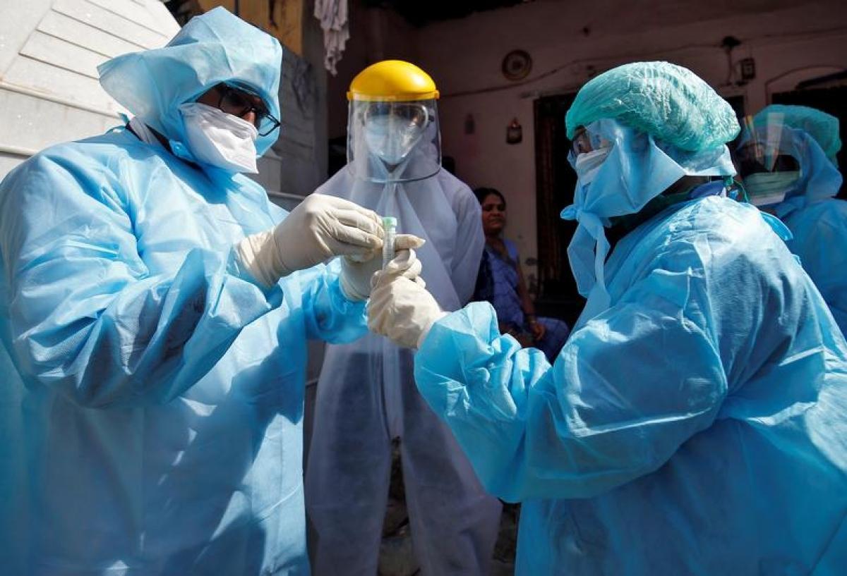 Giai đoạn 2 của chiến dịch tiêm chủng vaccine Covid-19 tại Ấn Độ bắt đầu từ ngày 1/3. Ảnh minh họa: Reuters