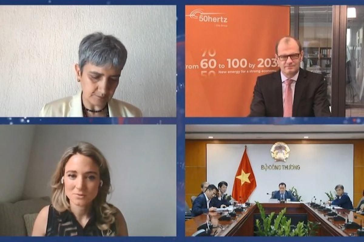 Delegates at the event (Photo: VNA)