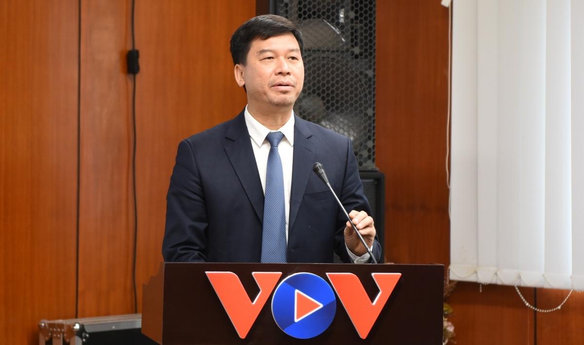 Phó Tổng Giám đốc VOV Ngô Minh Hiển.