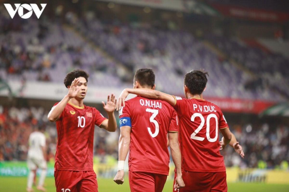 ĐT Việt Nam sẽ chơi 3 trận còn lại ở Vòng loại World Cup 2022 tại UAE