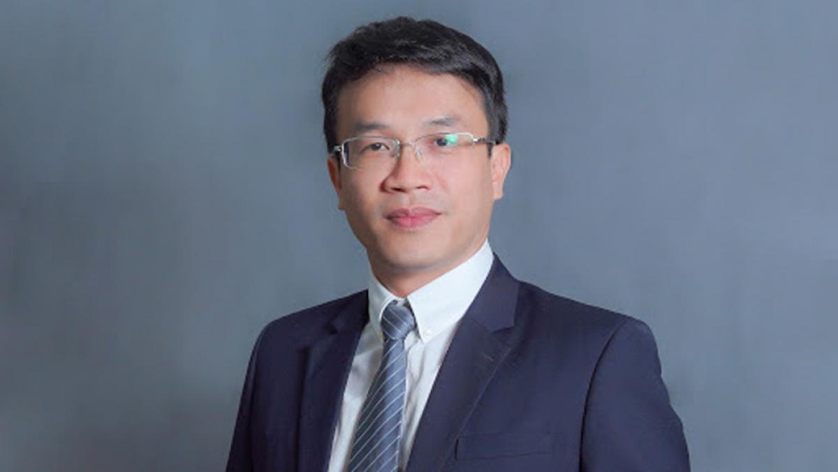 Ông Khổng Phan Đức, Chủ tịch HĐQT Công ty Quản lý quỹ Vietinbank