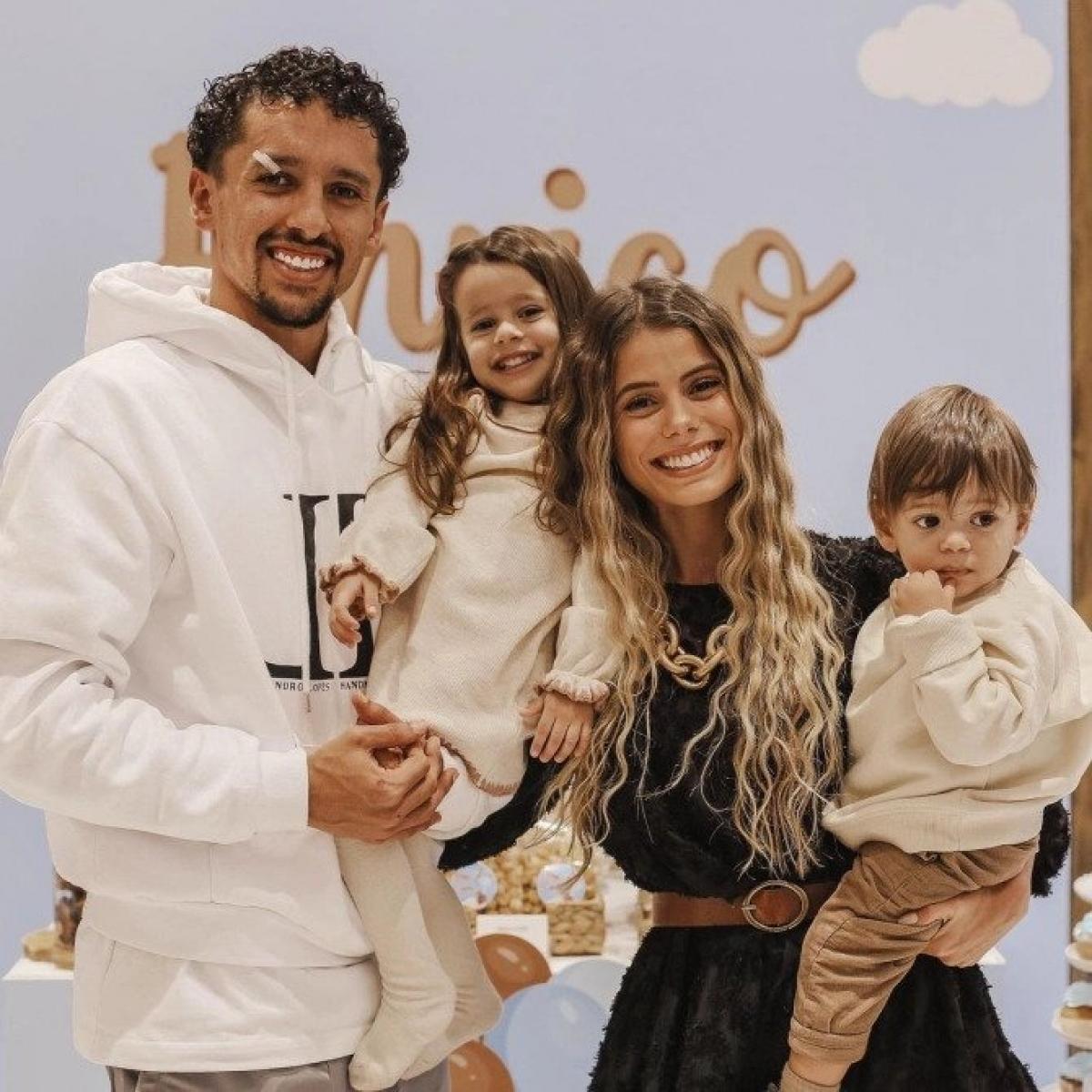 Nhà riêng của Marquinhos bị trộm đột nhập cuối tuần qua. (Ảnh: Instagram).