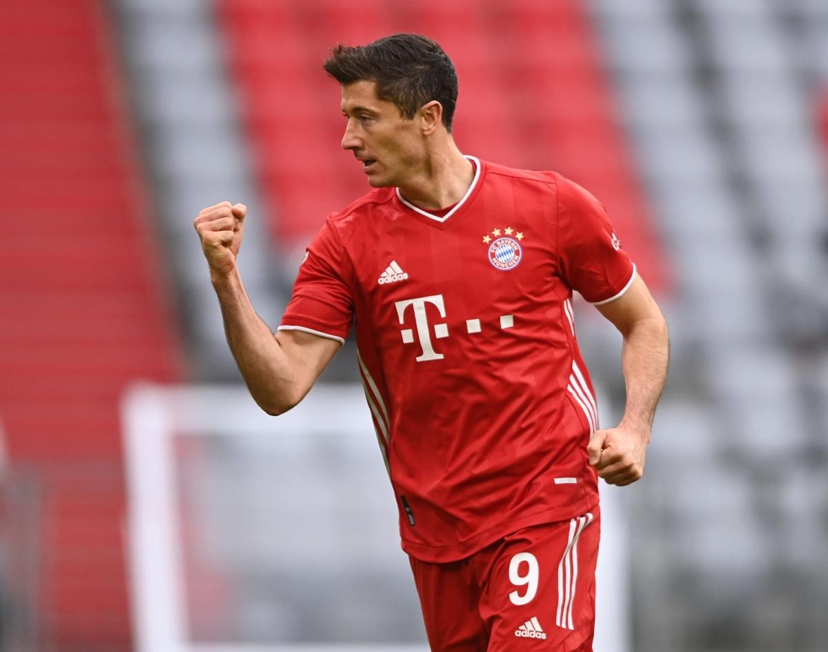 Lewandowski bị cáo buộc trốn thuế. (Ảnh: Bundesliga).