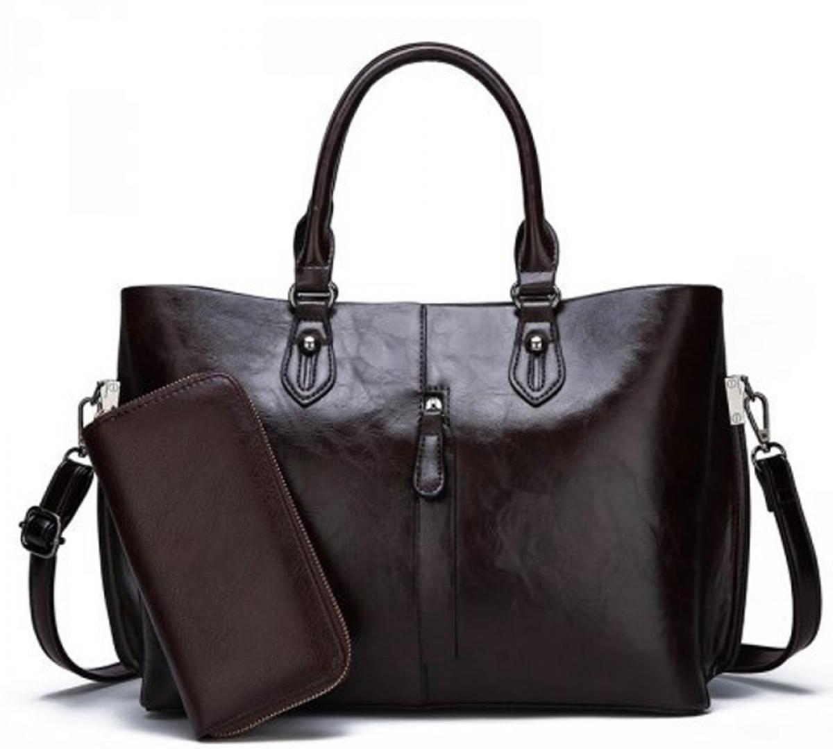 Handbags are also very popular among women.