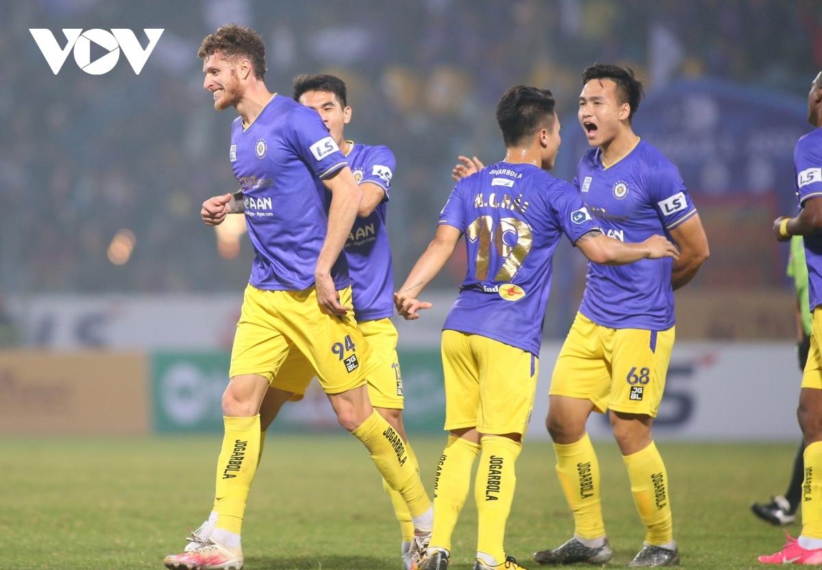 Hà Nội FC sẽ lấy lại thể diện? (Ảnh: Minh Hoàng)
