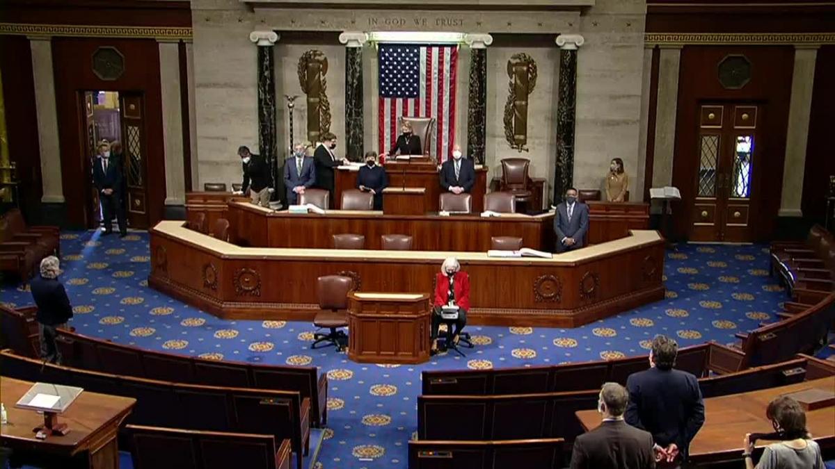 Hạ viện Mỹ thông qua 2 Dự luật về người nhập cư bất hợp pháp | VOV.VN
