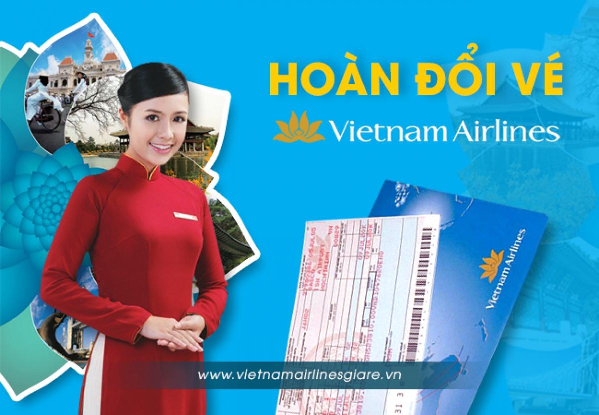 Các hãng hàng không tạo điều kiện hoàn vé, đổi vé máy bay cho hành khách trong đợt dịch Covid-19.