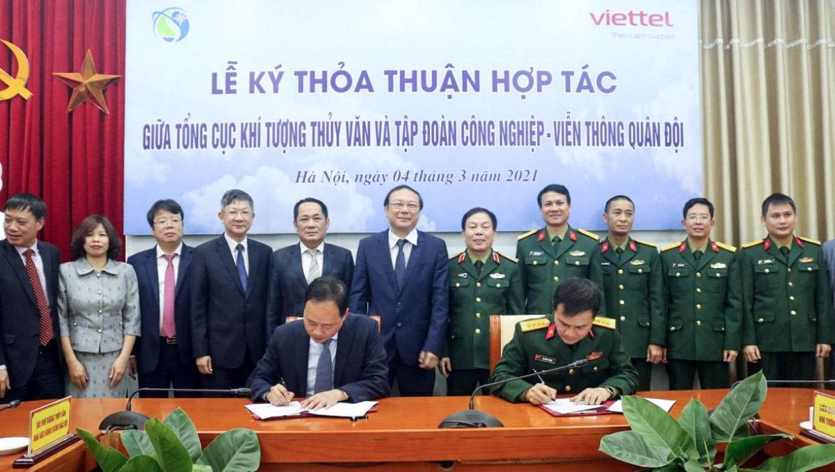 Lễ ký thoả thuận hợp tác