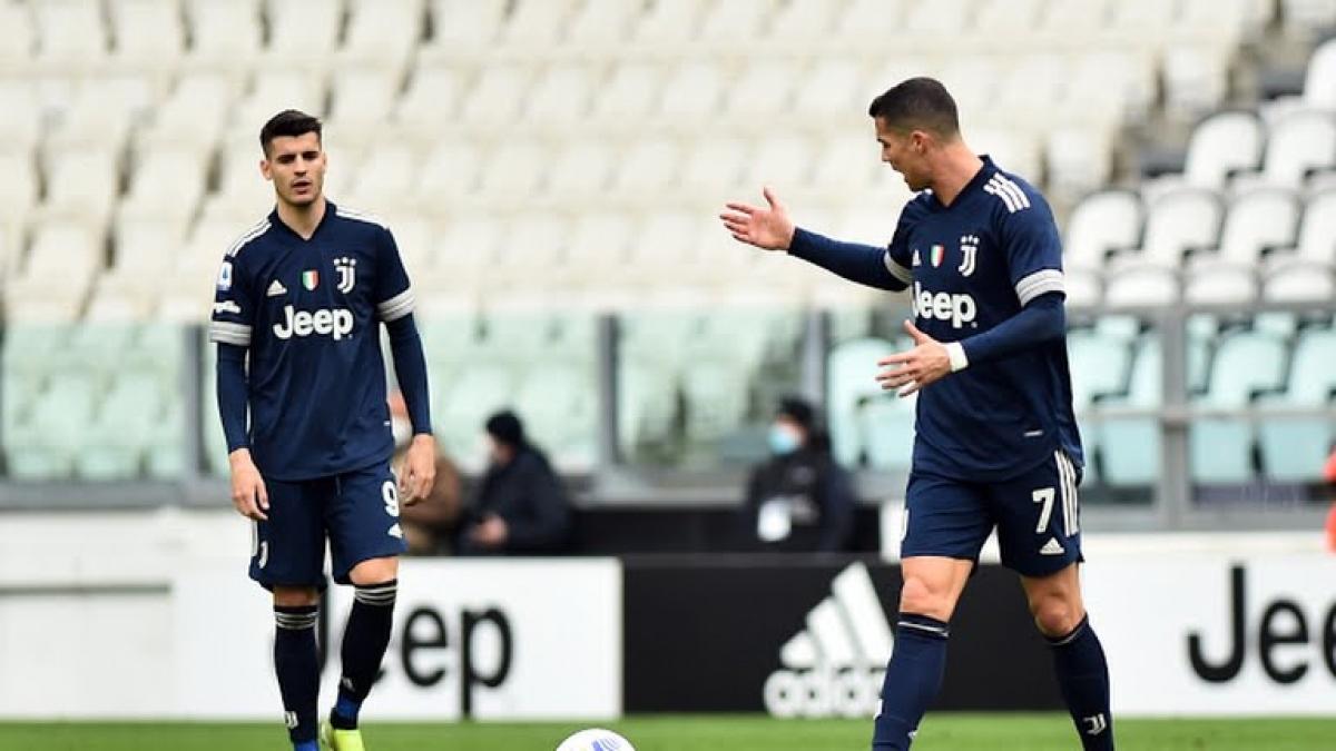 Hàng công của Juventus thi đấu kém hiệu quả (Ảnh: Reuters).