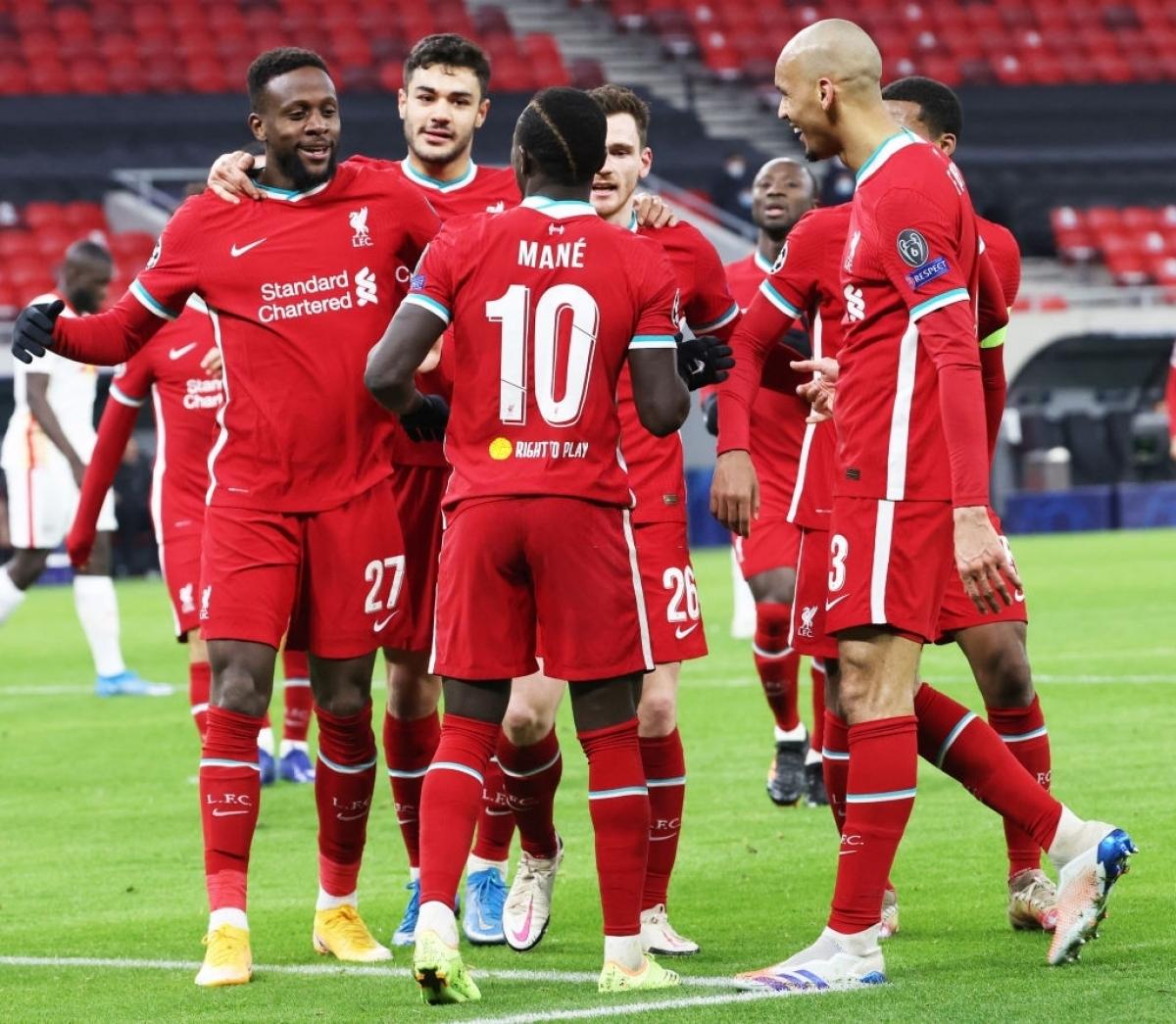 5. Liverpool (ANH) | Xếp hạng châu Âu: 9 | Thành tích tốt nhất: Vô địch x6 (1977, 1978, 1981, 1984, 2005, 2019) | Thành tích ở mùa giải trước: Vòng 16 đội (Thua Atlético Madrid)