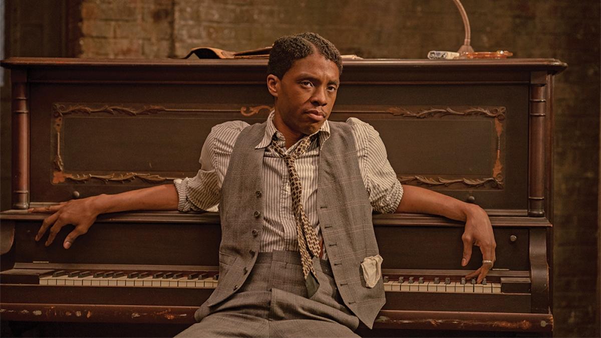 """Nam diễn viên quá cố Chadwick Boseman có thể giành đề cử kép tại 2 hạng mục """"Nam diễn viên chính xuất sắc nhất"""" và """"Nam diễn viên phụ xuất sắc nhất""""."""