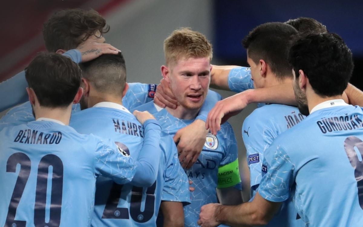 3. Manchester City (ANH) | Xếp hạng châu Âu: 6 | Thành tích tốt nhất: Bán kết (2016) | Thành tích ở mùa giải trước: Tứ kết (Thua Lyon)