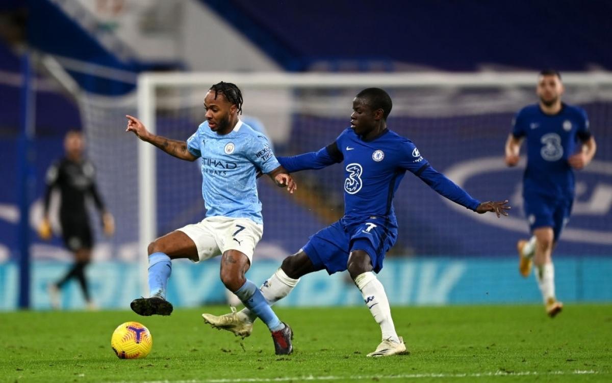 Chelsea và Man City gặp nhau ở bán kết FA Cup (Ảnh: Getty).
