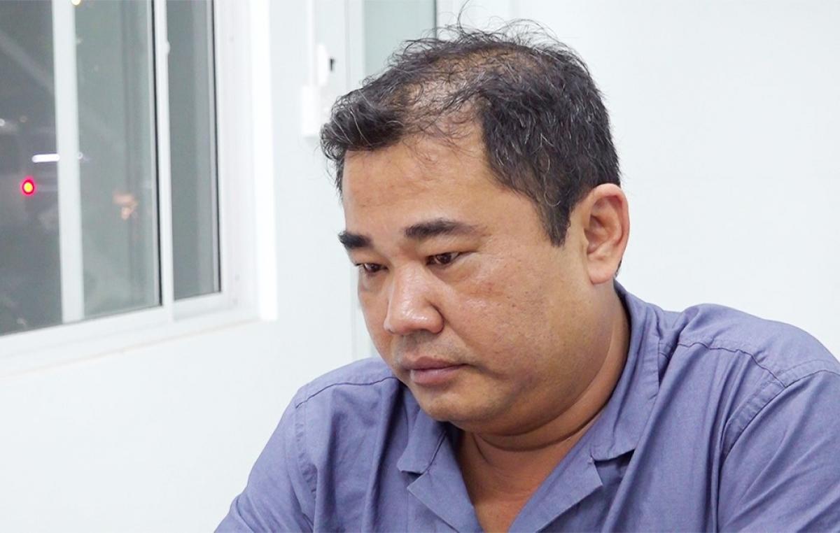 Đối tượng Trần Trí Mãnh