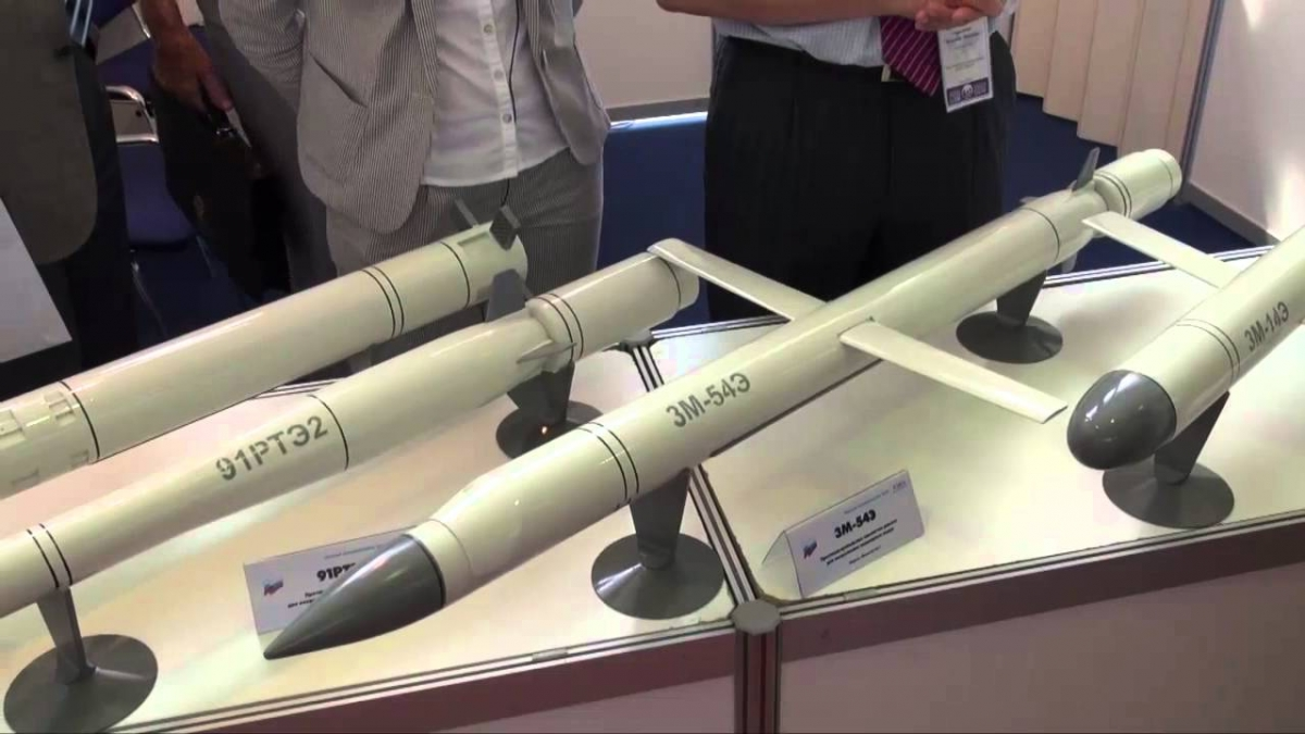 Tên lửa hành trình Kalibr. Ảnh: Navy Recognition.