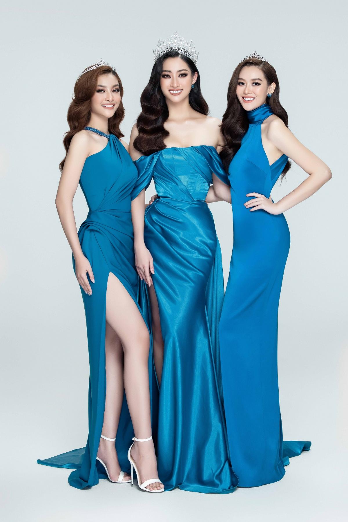 Sau thành công đó, Miss World - Vietnam đã chính thức quay trở lại vào năm 2021 với bộ ảnh khởi động có sự xuất hiện của bộ ba Lương Thuỳ Linh - Kiều Loan - Tường San.