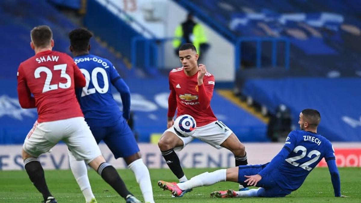 MU chơi rất tốt trên sân khách ở Ngoại hạng Anh mùa giải năm nay (Ảnh: Reuters).