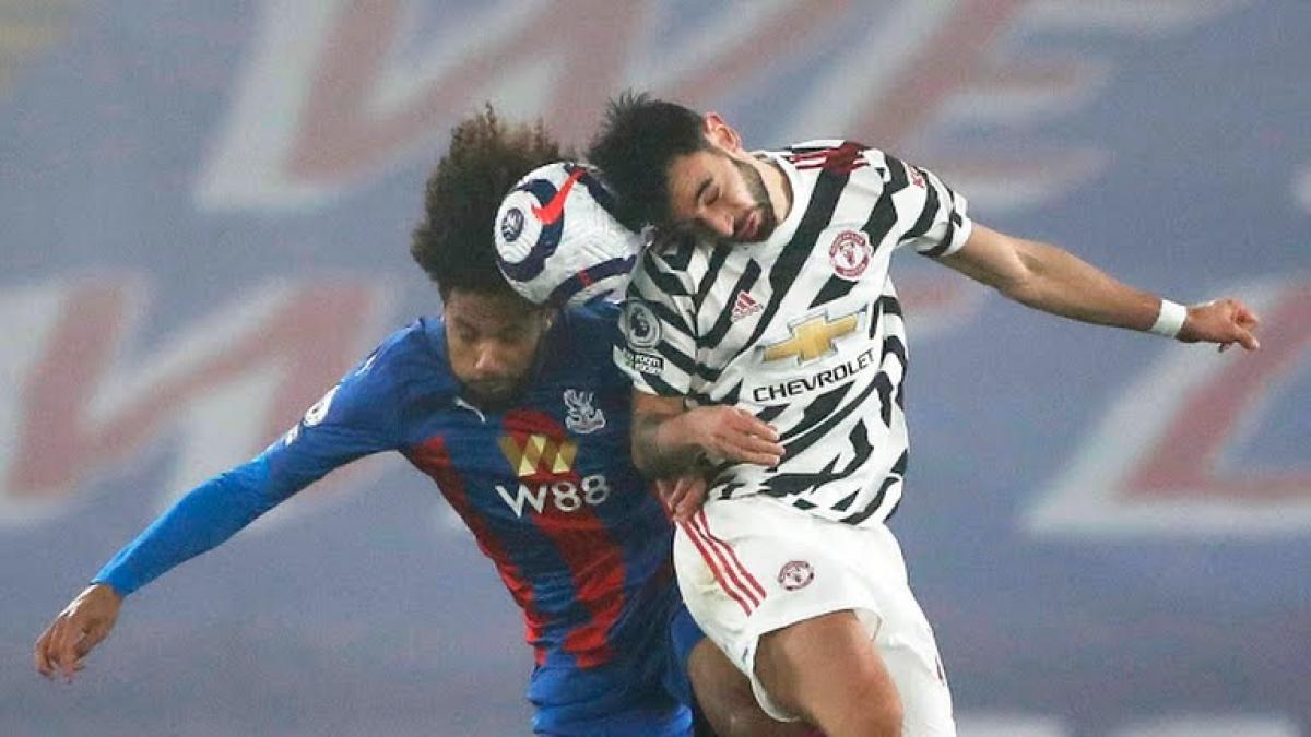 MU gặp rất nhiều khó khăn trước Crystal Palace (Ảnh: Reuters).