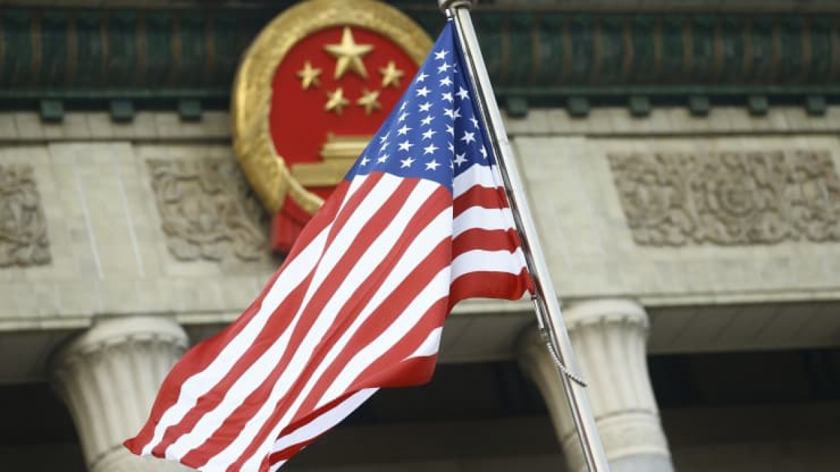 """Mỹ sẽ sử dụng """"mọi công cụ có sẵn"""" để đối phó với các hành vi thương mại không công bằng của Trung Quốc. Ảnh: Getty"""