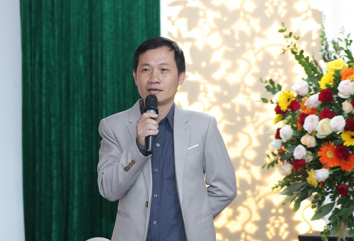 Nhạc sỹ Nguyễn Quang Long giới thiệu về dự án