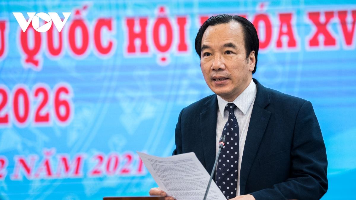 Ông Ngô Sách Thực, Phó Chủ tịch Ủy ban Trung ương MTTQ Việt Nam