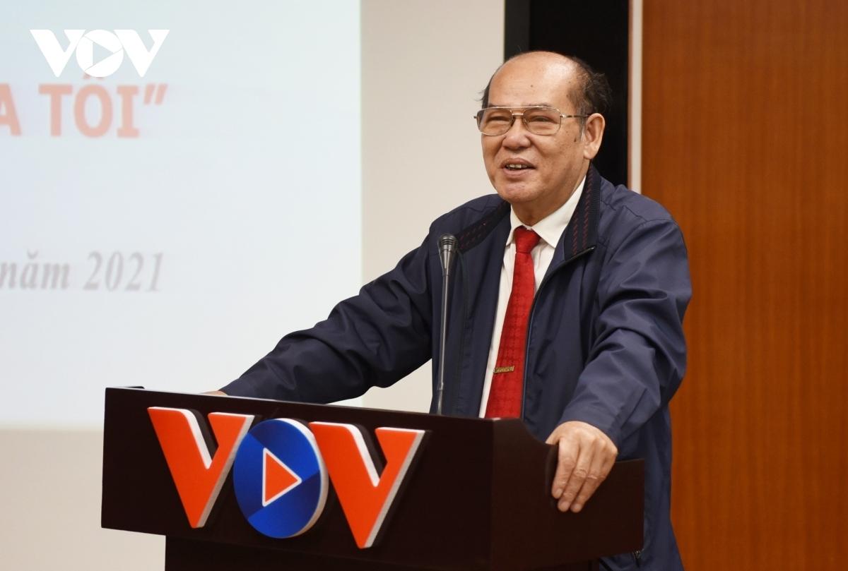 Ông Nguyễn Đức Hà - Nguyên Vụ trưởng Vụ cơ sở Đảng - Ban Tổ chức Trung ương