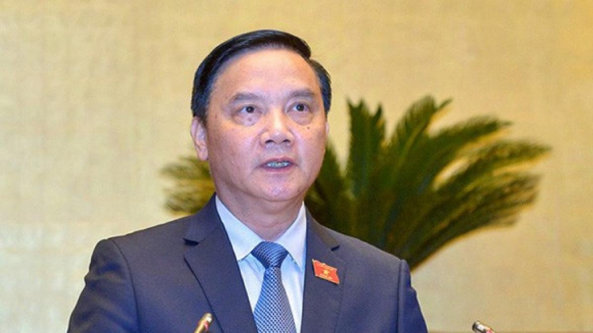 Ông Nguyễn Khắc Định, Bí thư Tỉnh ủy Khánh Hòa.