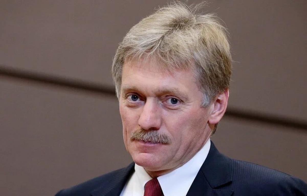 Thư ký báo chí của Tổng thống Nga Peskov. Ảnh: TASS.