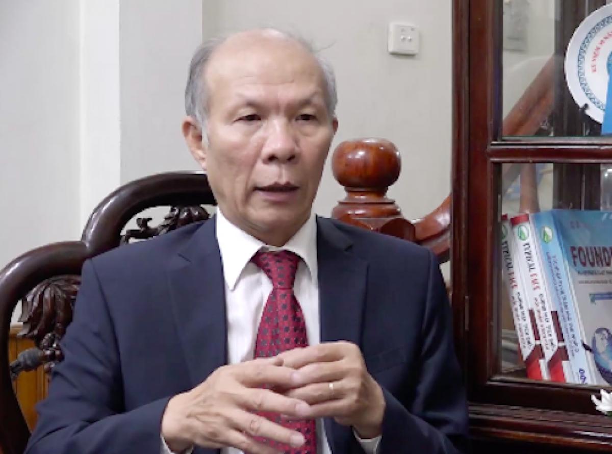 PGS.TS Đinh Trọng Thịnh, giảng viên cao cấp, Học viện Tài chính
