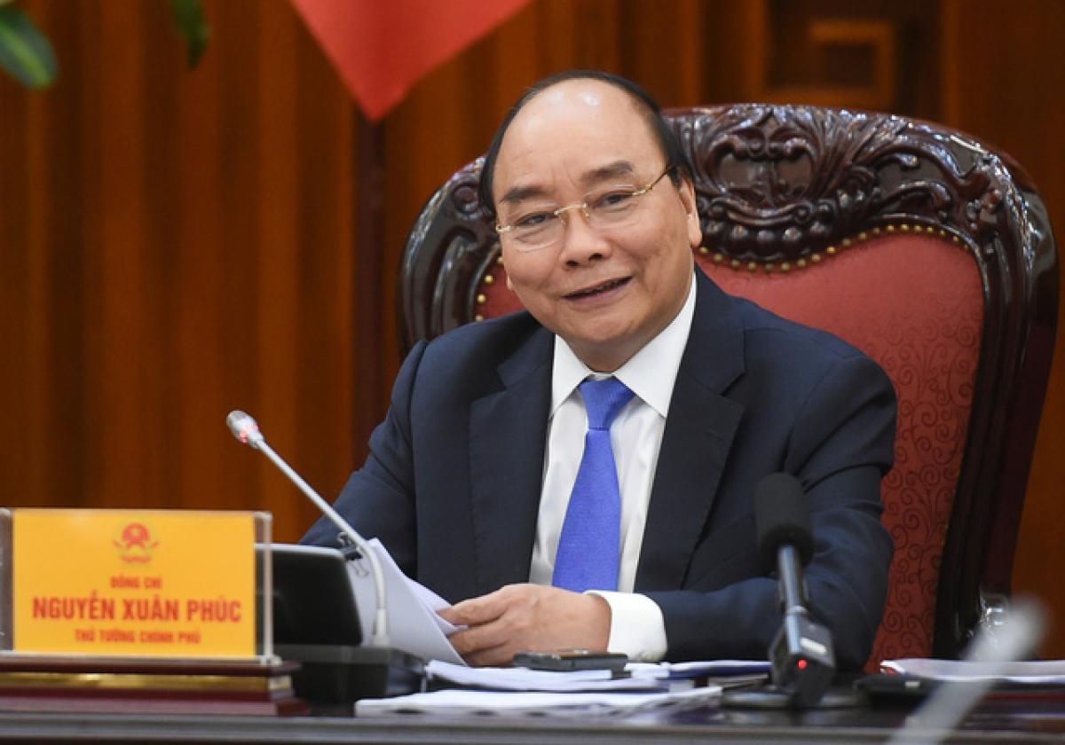 Thủ tướng nêu rõ: Kế hoạchvốn đầu tư trung hạn giai đoạn 2021 - 2025 có vai trò rất quan trọng đối với sự phát triển kinh tế đất nước.