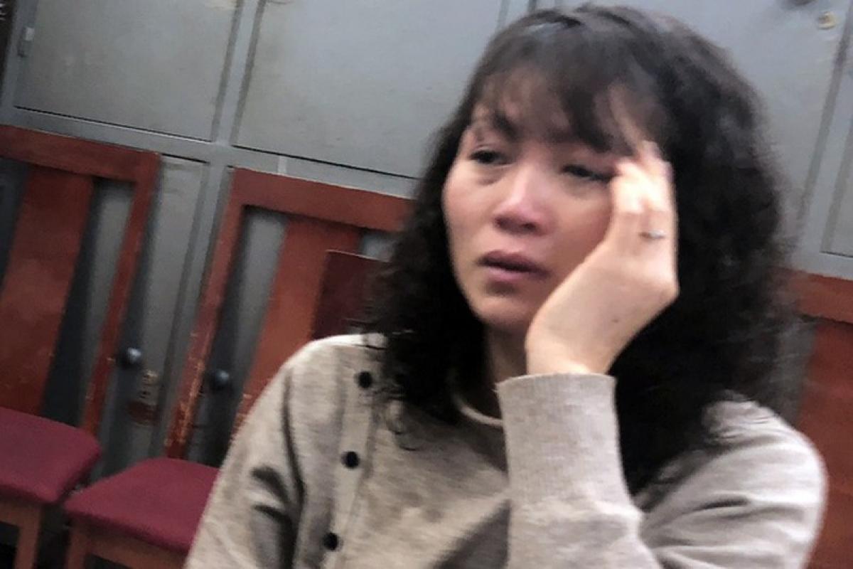 Trần Thị Phương bị tạm giam 4 tháng để điều tra. (Ảnh: Báo Hải Dương)