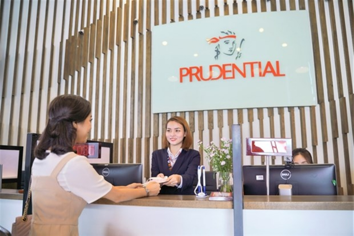 Prudential Vietnam andVietnam Maritime Commercial Joint Stock Bankhave renewed theirstrategic bancassurance partnership(Photo courtesy of Prudential Vietnam)