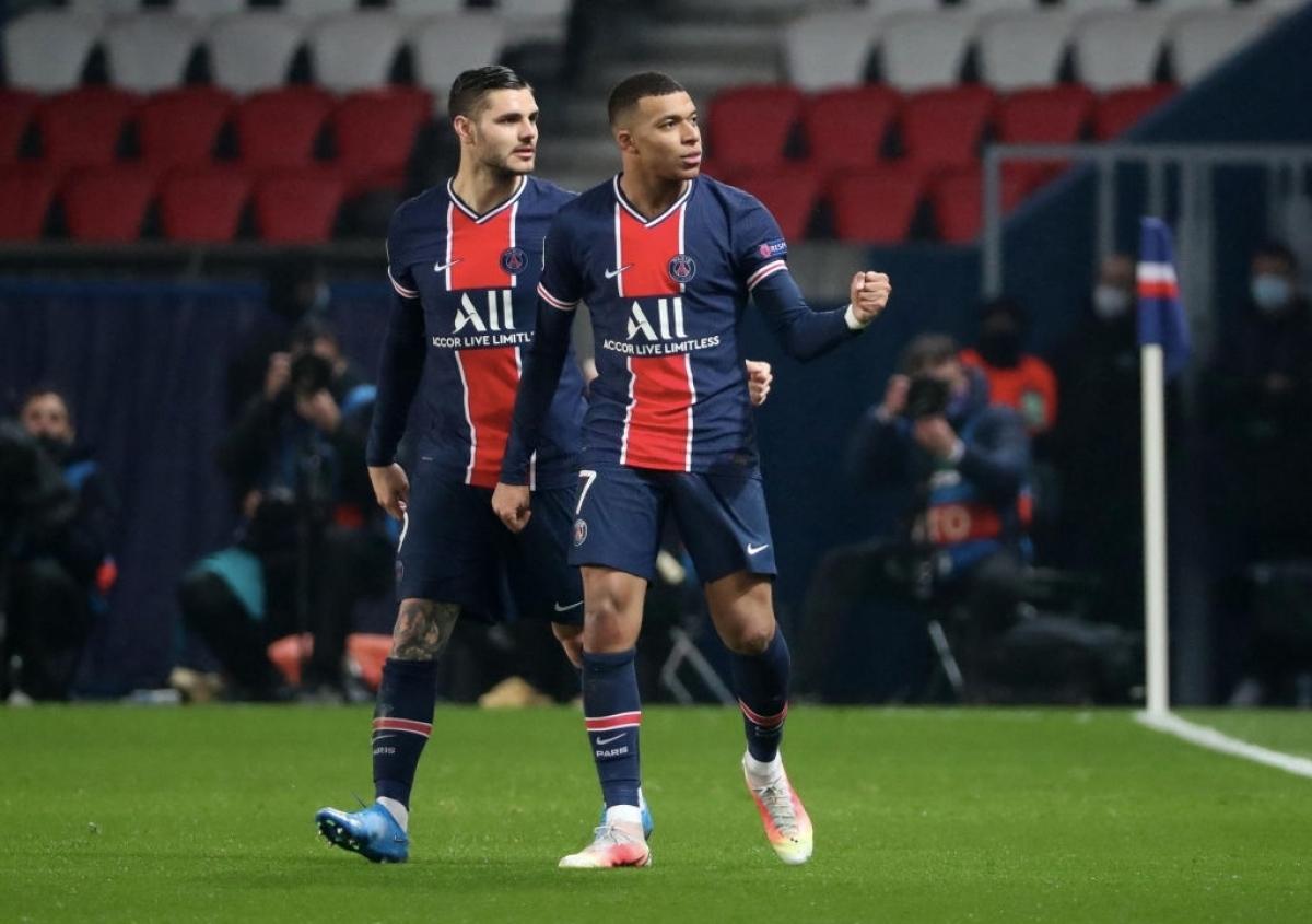 4. Paris Saint-Germain (PHÁP) | Xếp hạng châu Âu: 7 | Thành tích tốt nhất: Á quân (2020) | Thành tích ở mùa giải trước: Chung kết (Thua Bayern)
