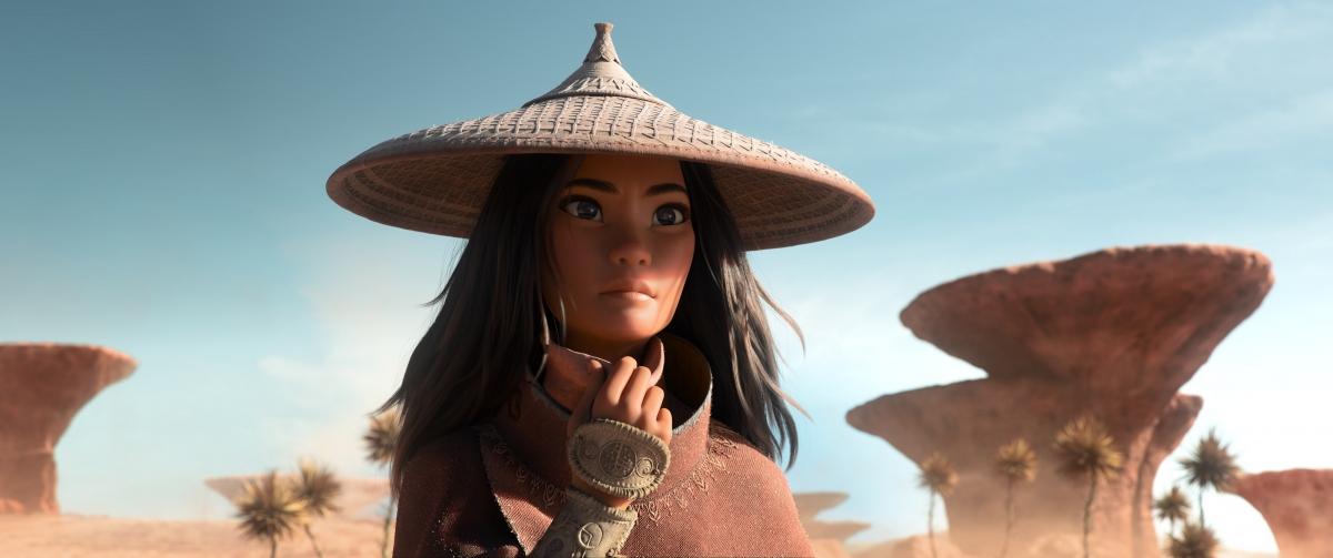 Raya chính là nàng công chúa gốc Đông Nam Á đầu tiên của Disney.