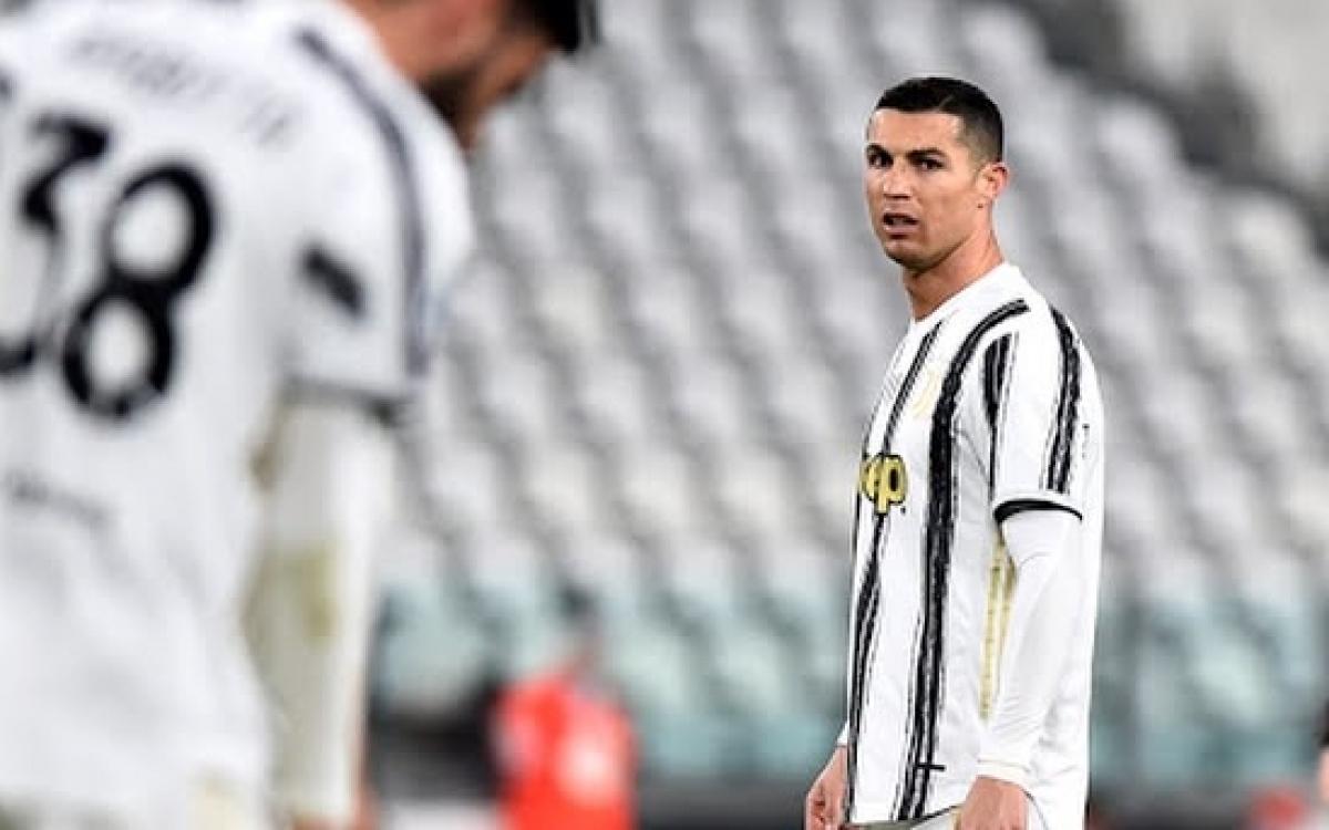 Ronaldo tiếp tục nổ súng giúp Juventus giành kết quả tốt (Ảnh: Reuters).