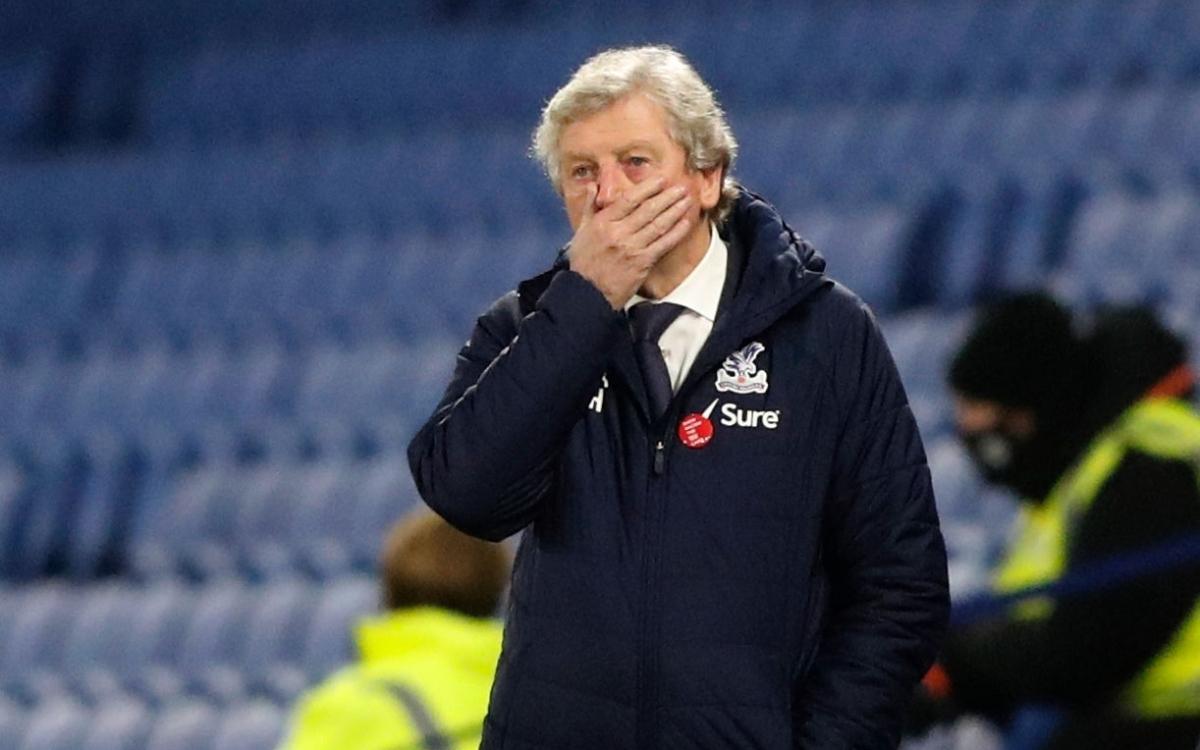 Đội bóng của HLV Roy Hodgson đang có phong độ không thực sự ổn định (Ảnh: Getty).