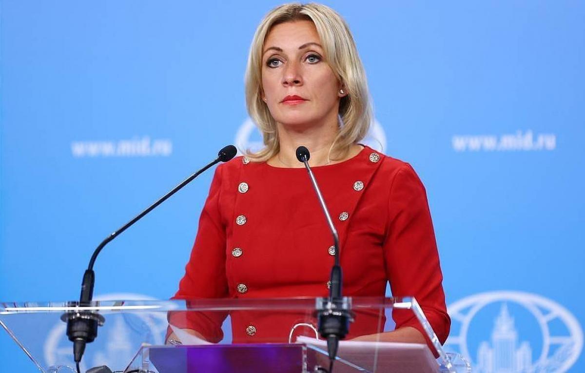 Russian Foreign Ministry spokesperson Maria Zakharova (Photo: TASS).