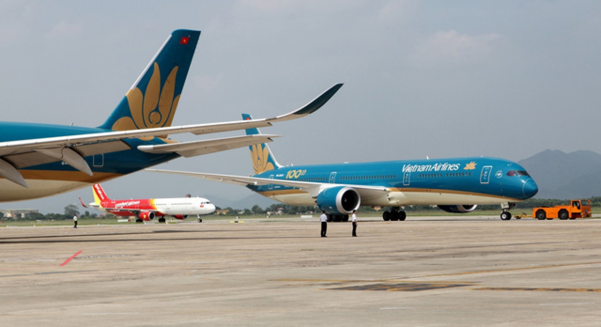 Chỉ thực hiện các chuyến bay quốc tế chở khách đi, đến Việt Nam khi thật sự an toàn.