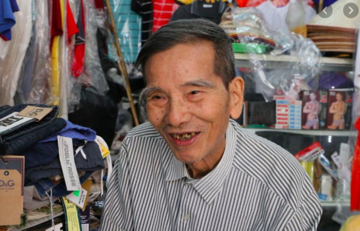 NSND Trần Hạnh.