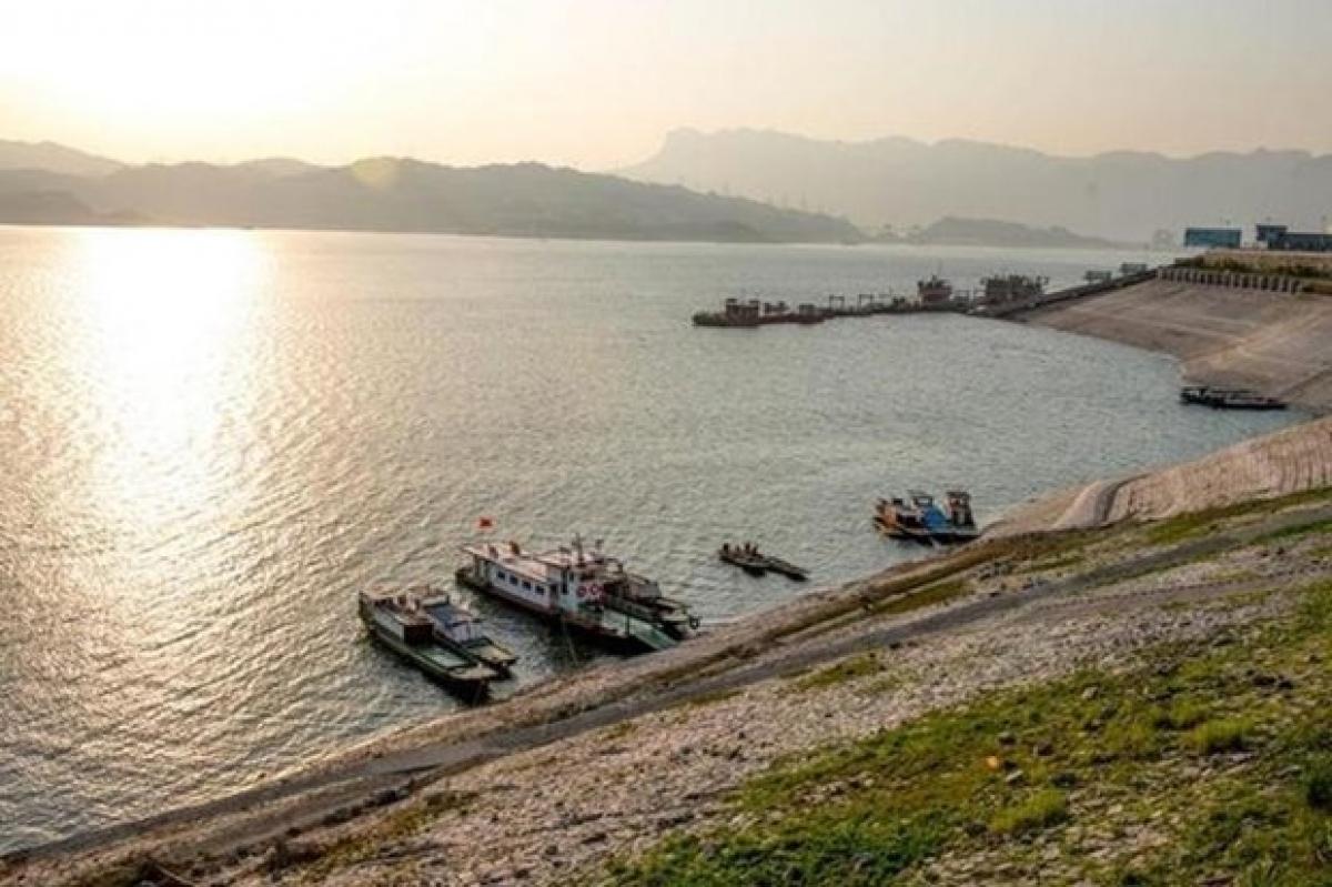 Sông Dương Tử. (Ảnh: Tân Hoa Xã).