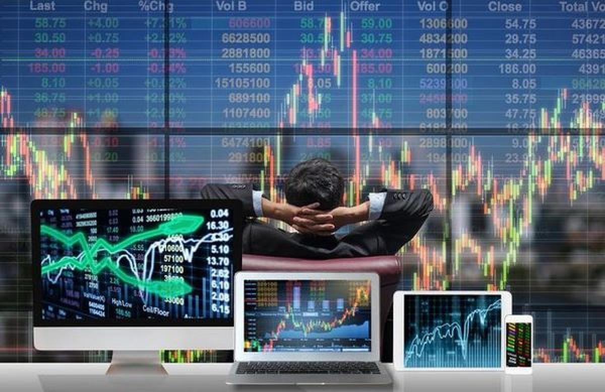 Hơn 57.000 nhà đầu tư cá nhân mở tài khoản chứng khoán trong tháng 2 (Ảnh minh họa: KT)