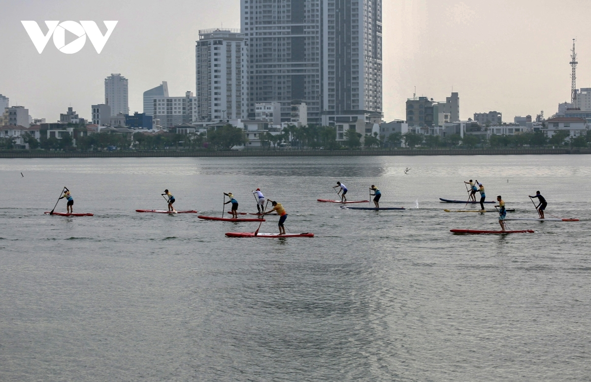 Due to this increasing popularity, the authorities of Da Nang have decided to hold a large-scale event in the central city which has attracted a huge number of athletes from various provinces and cities nationwide.