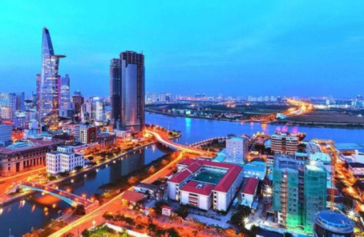 Theo IMF, vị thế đối ngoại của Việt Nam về cơ bản mạnh hơn đáng kể so với mức độ cho phép của các yếu tố nền tảng. (Ảnh minh họa:T.L)