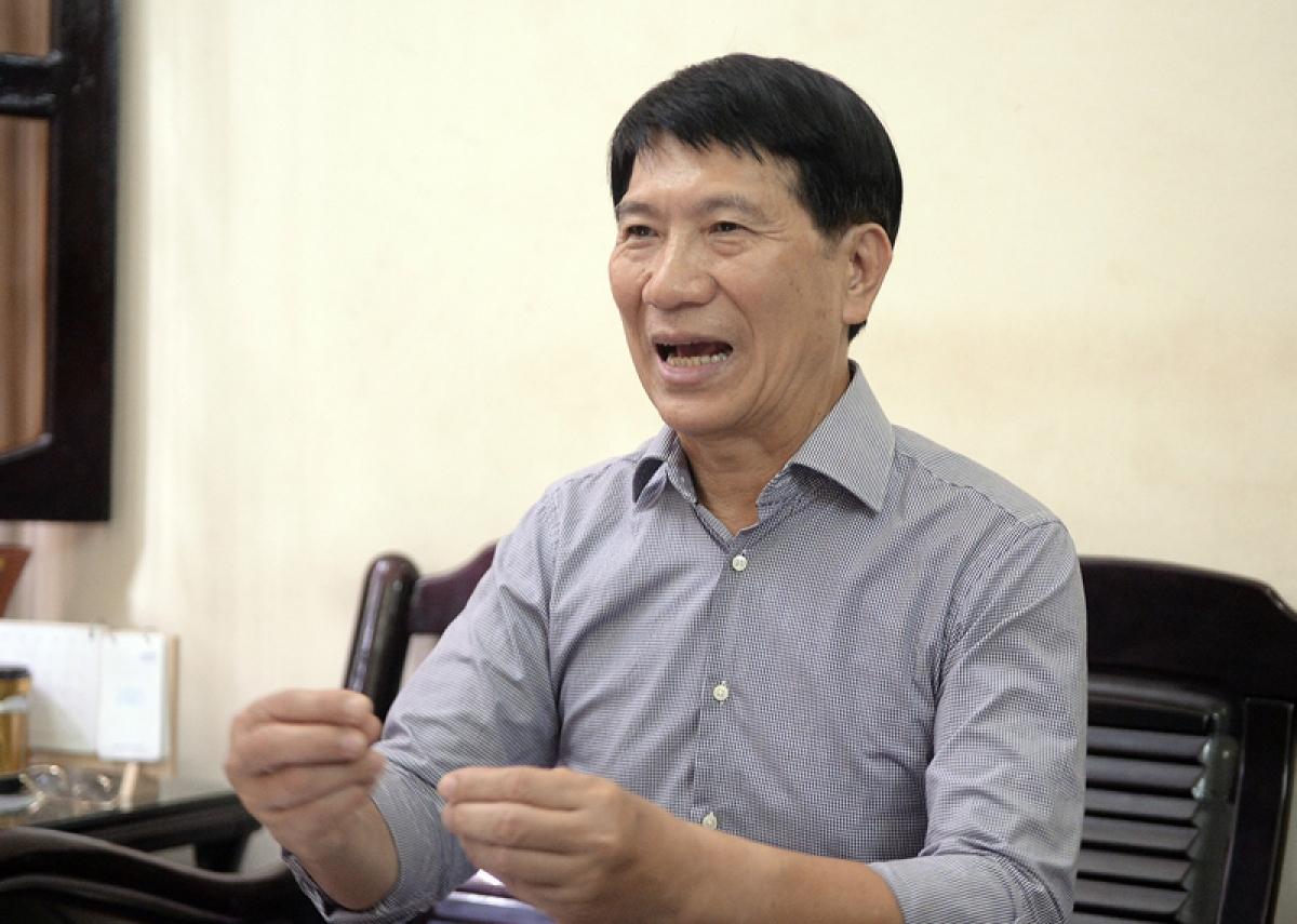 GS.TS Ngô Thành Can, Học viện Hành chính Quốc gia