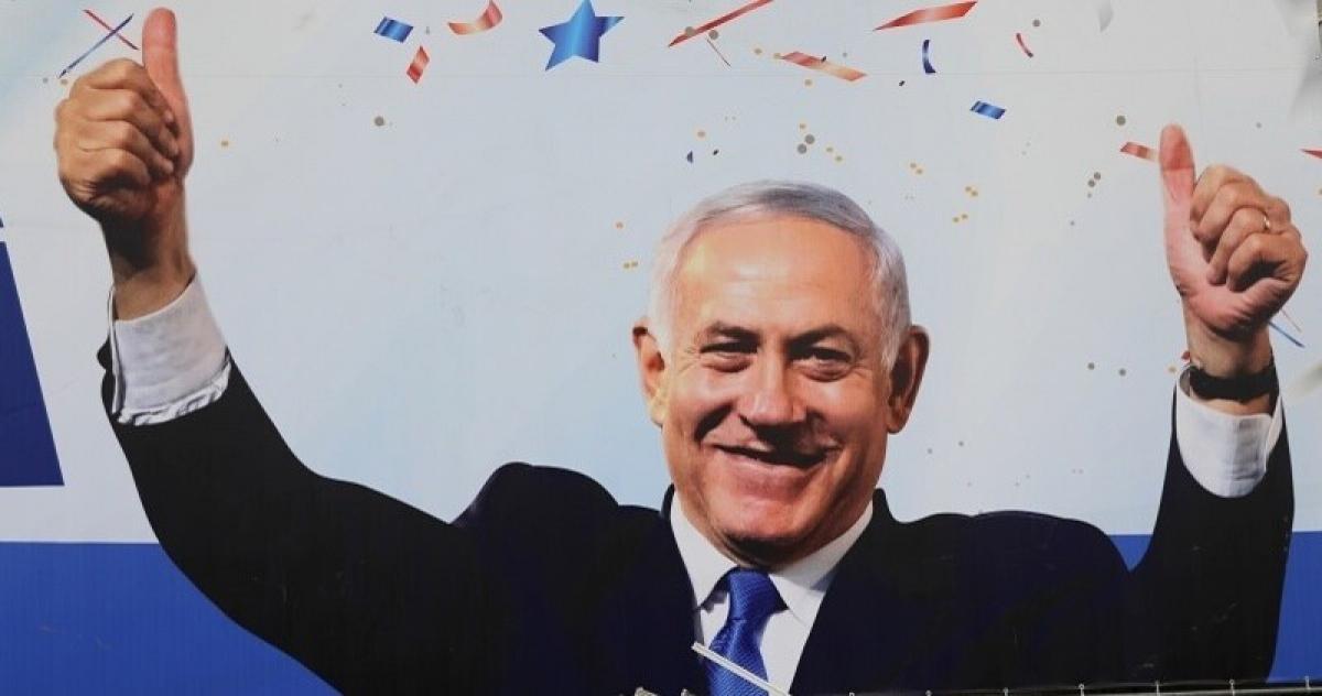 Thủ tướng Israel dẫn đầu trong cuộc thăm dò dư luận trước bầu cử quốc hội vào ngày 23/3 - Ảnh Reuters.