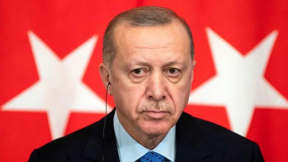 Tổng thống Thổ Nhĩ Kỳ Tayyip Erdogan. (Ảnh: Reuters)