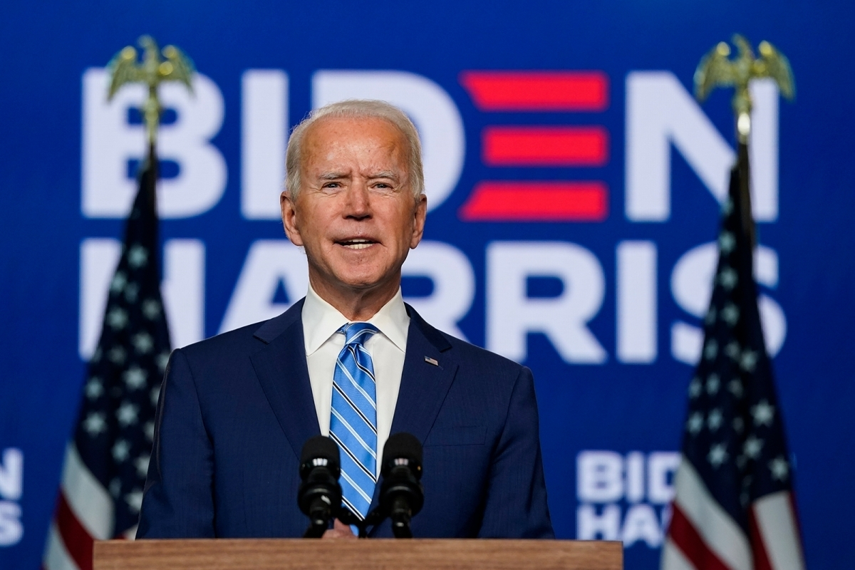 Tổng thống Mỹ Joe Biden (Ảnh: Reuters).
