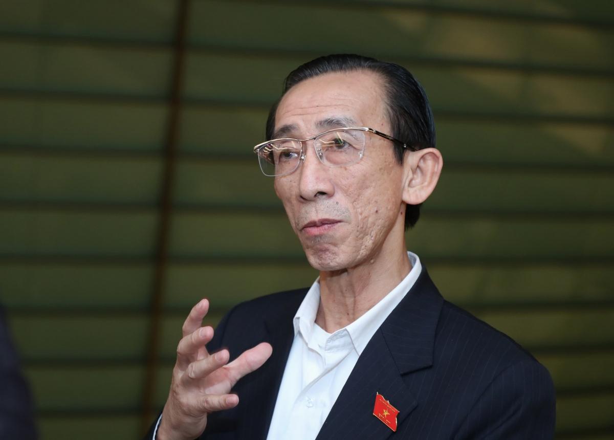 Đại biểu Trần Hoàng Ngân, đoàn TP.HCM