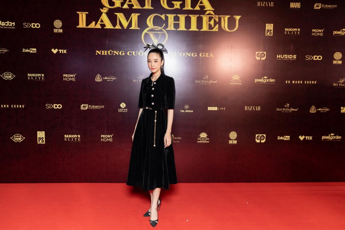 """Nữ diễn viên trẻ Trình Mỹ Duyên - gương mặt hứa hẹn ghi dấu trên màn ảnh với bộ phim """"Kiều"""" sắp tới."""